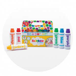MARKERS, STICKERS & ACTIVITY BOOKS